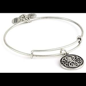 Retired Alex and Ani Path of Life Bracelet